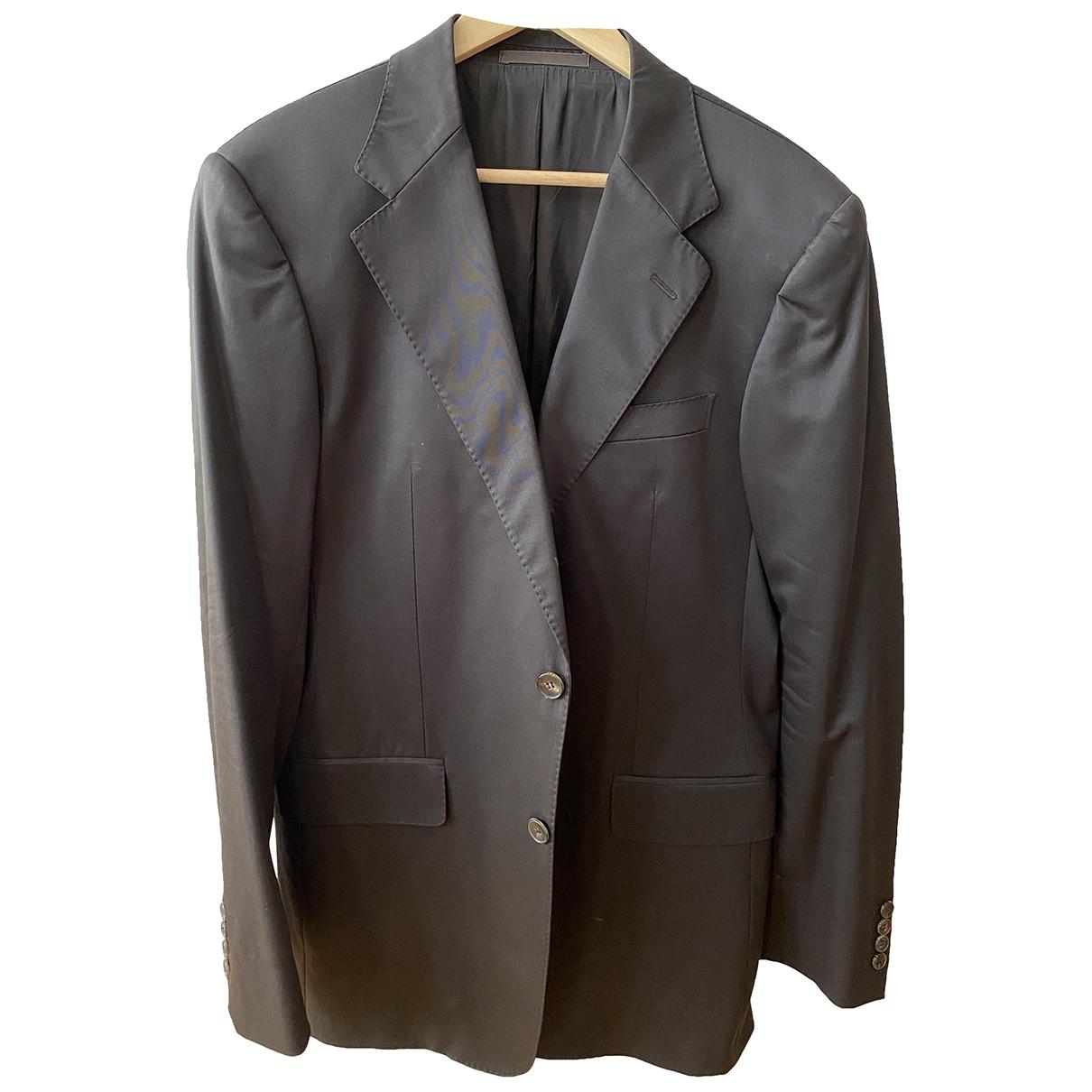 Gucci \N Brown Wool jacket  for Men 50 IT
