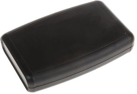 Hammond 1553 Black ABS Handheld Enclosure, 117.23 x 78.97 x 24mm