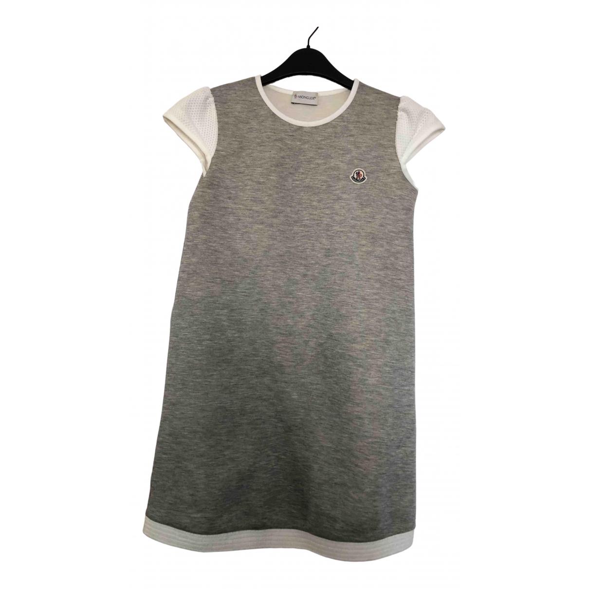 Moncler - Robe    pour enfant - gris