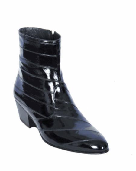 Eel European Style Dress Boot