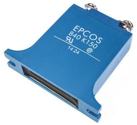 EPCOS , HighE Metal Oxide Varistor 4.8nF 300A, Clamping 395V, Varistor 240V