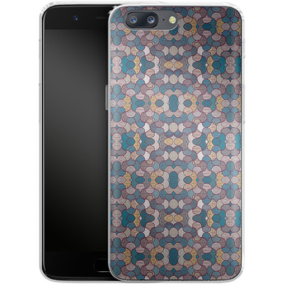 OnePlus 5 Silikon Handyhuelle - Lyon 01 von Daniel Martin Diaz
