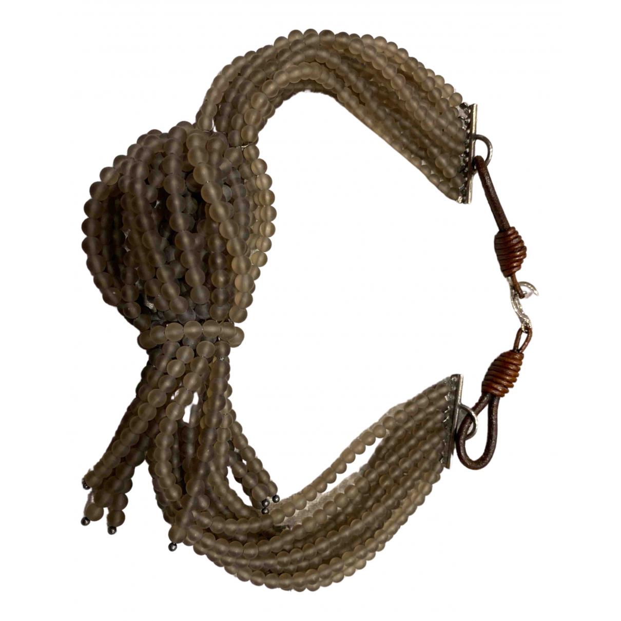 Brunello Cucinelli - Collier   pour femme en perles