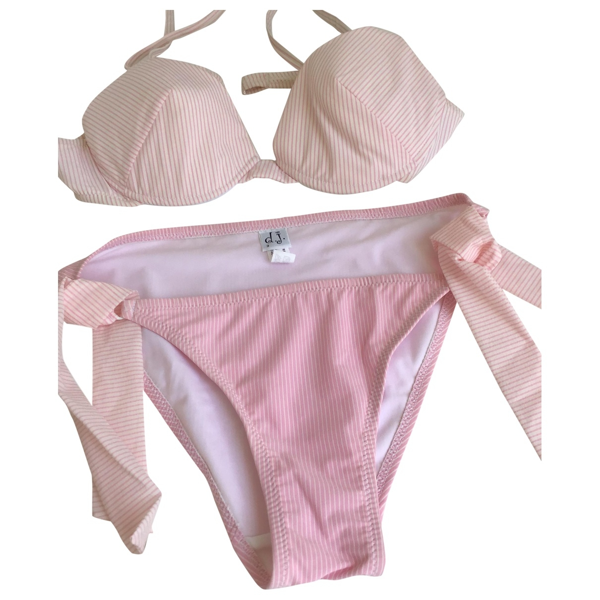 Non Signé / Unsigned \N Pink Swimwear for Women \N