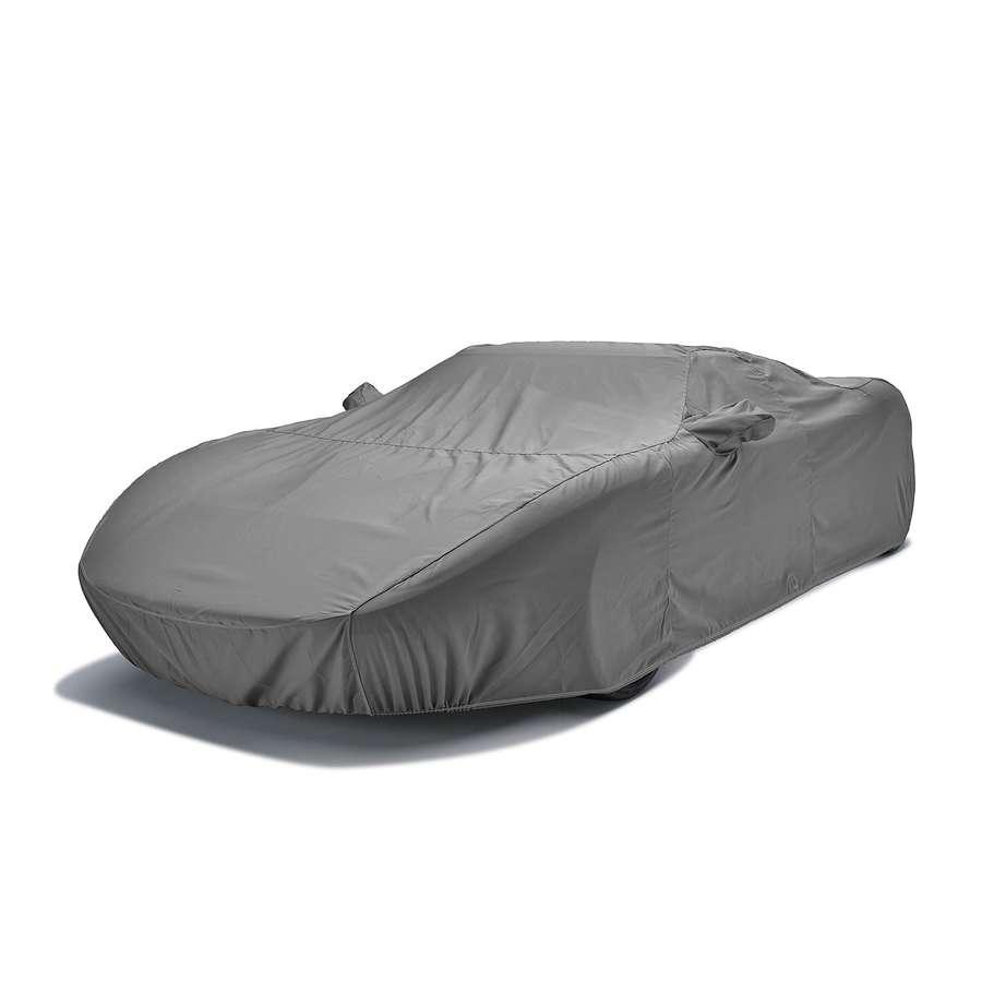 Covercraft C17269D4 Sunbrella Custom Car Cover Gray Fiat 500 2012-2018