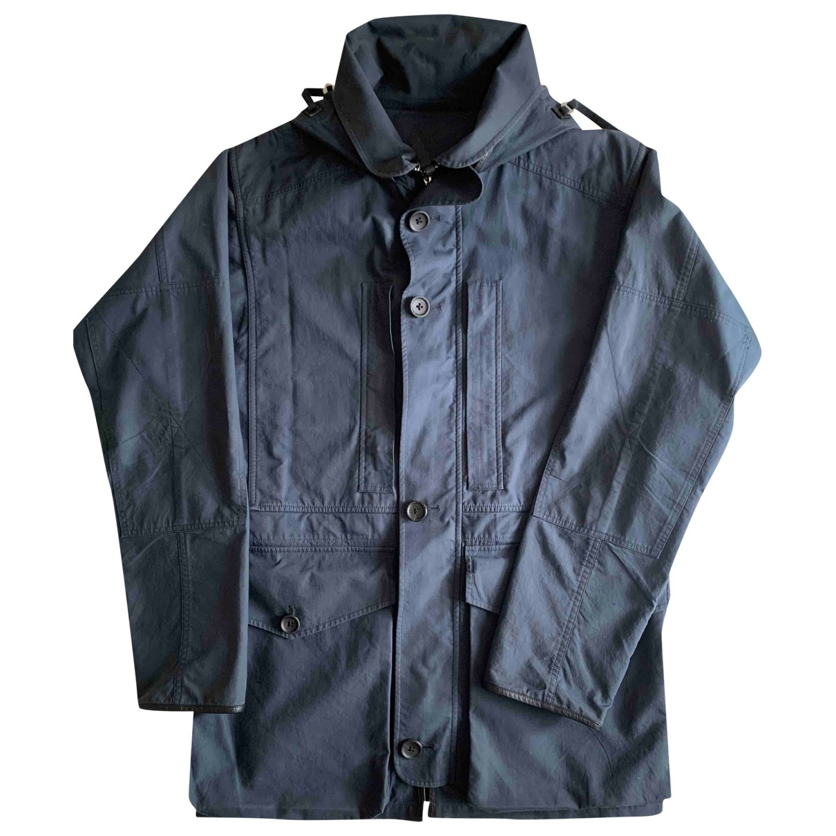 Louis Vuitton \N Blue jacket  for Men L International