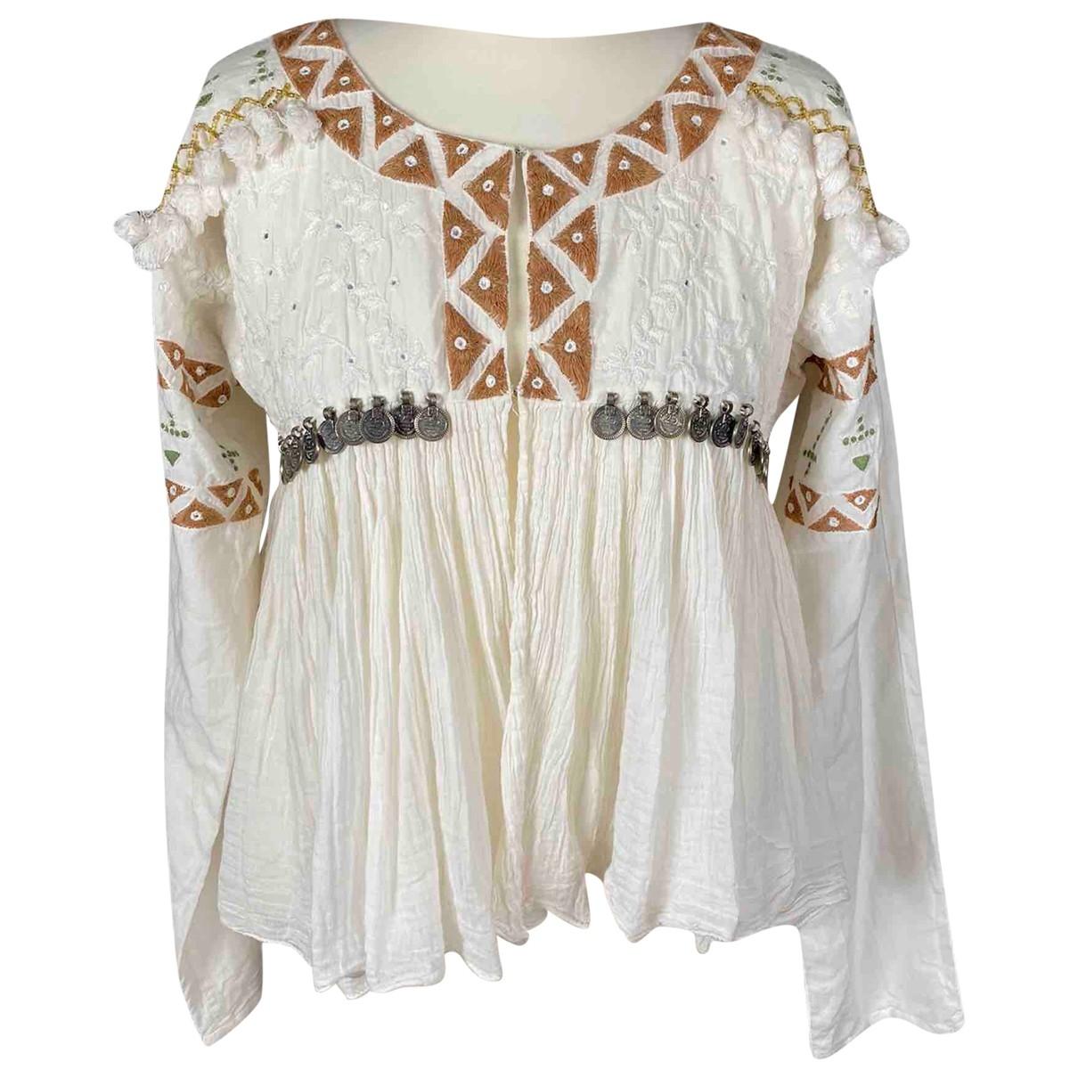 Mes Demoiselles ... \N White Cotton jacket for Women 40 FR