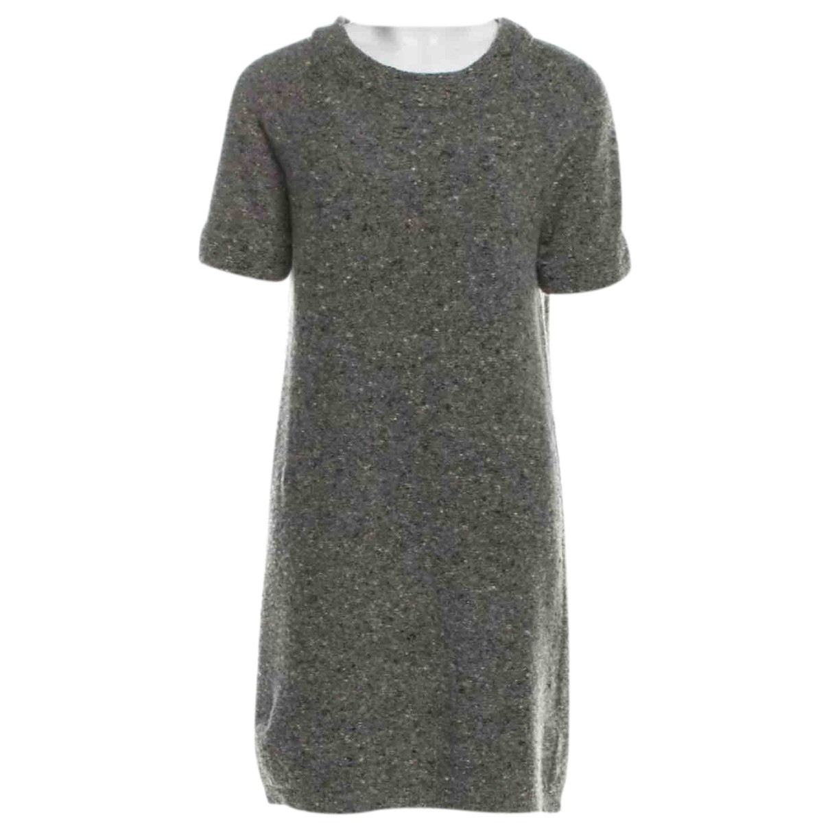 Bottega Veneta \N Brown Cashmere dress for Women 40 IT