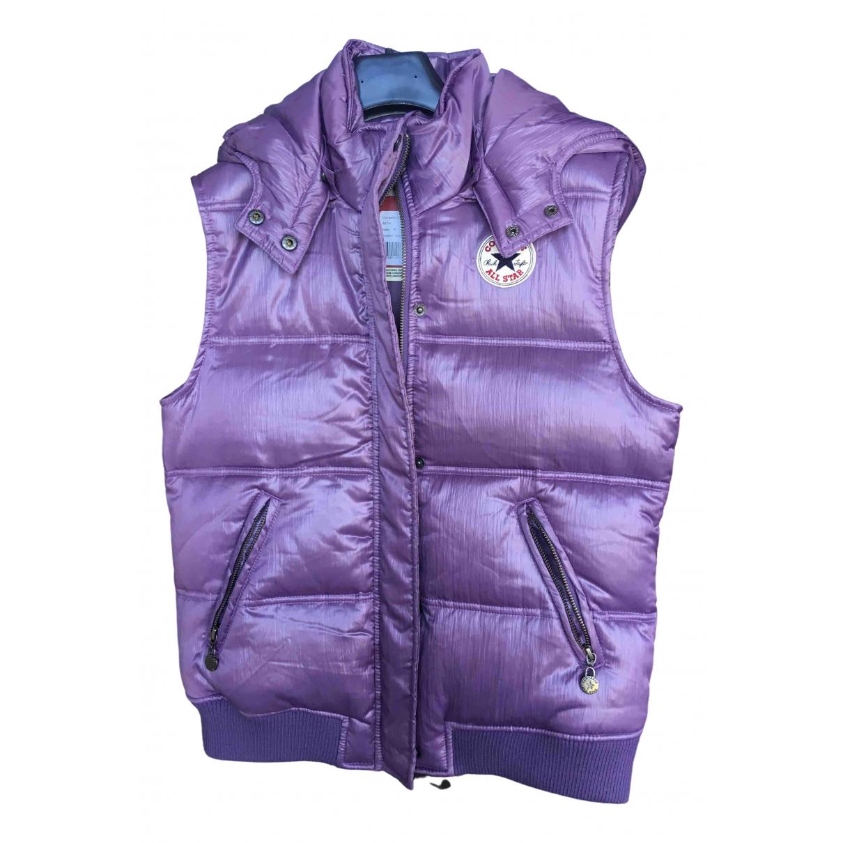 Converse \N Purple jacket for Women M International