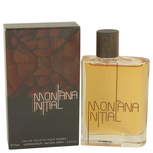 Initial - Montana Eau de Toilette Spray 75 ML