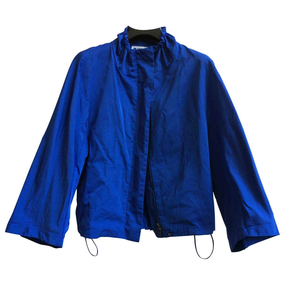 Jil Sander \N Blue jacket for Women 40 IT