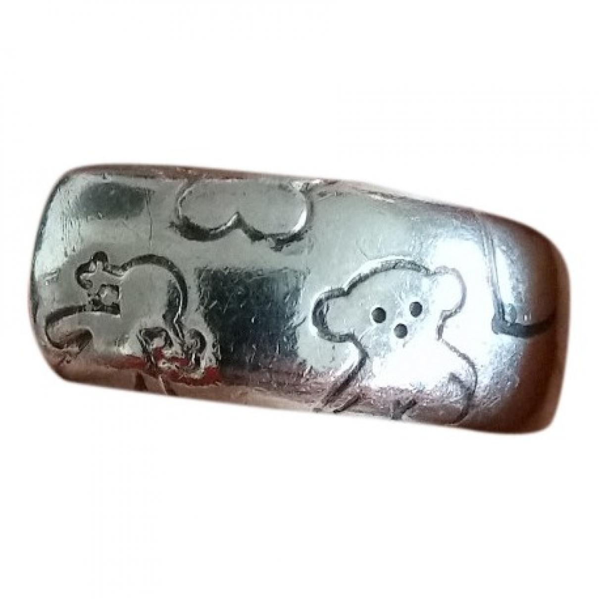 Atelier Tous \N Ring in  Silber Silber