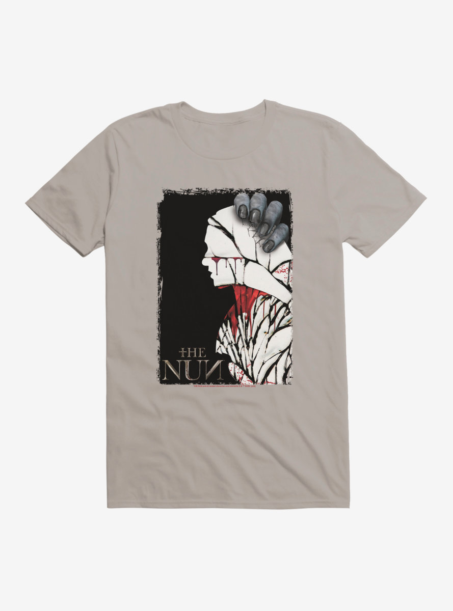 The Nun Movie Poster T-Shirt