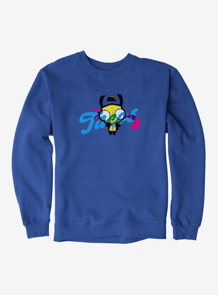Invader Zim Tacos Logo Sweatshirt