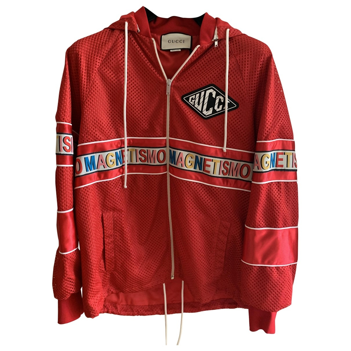 Gucci \N Red jacket for Women S International