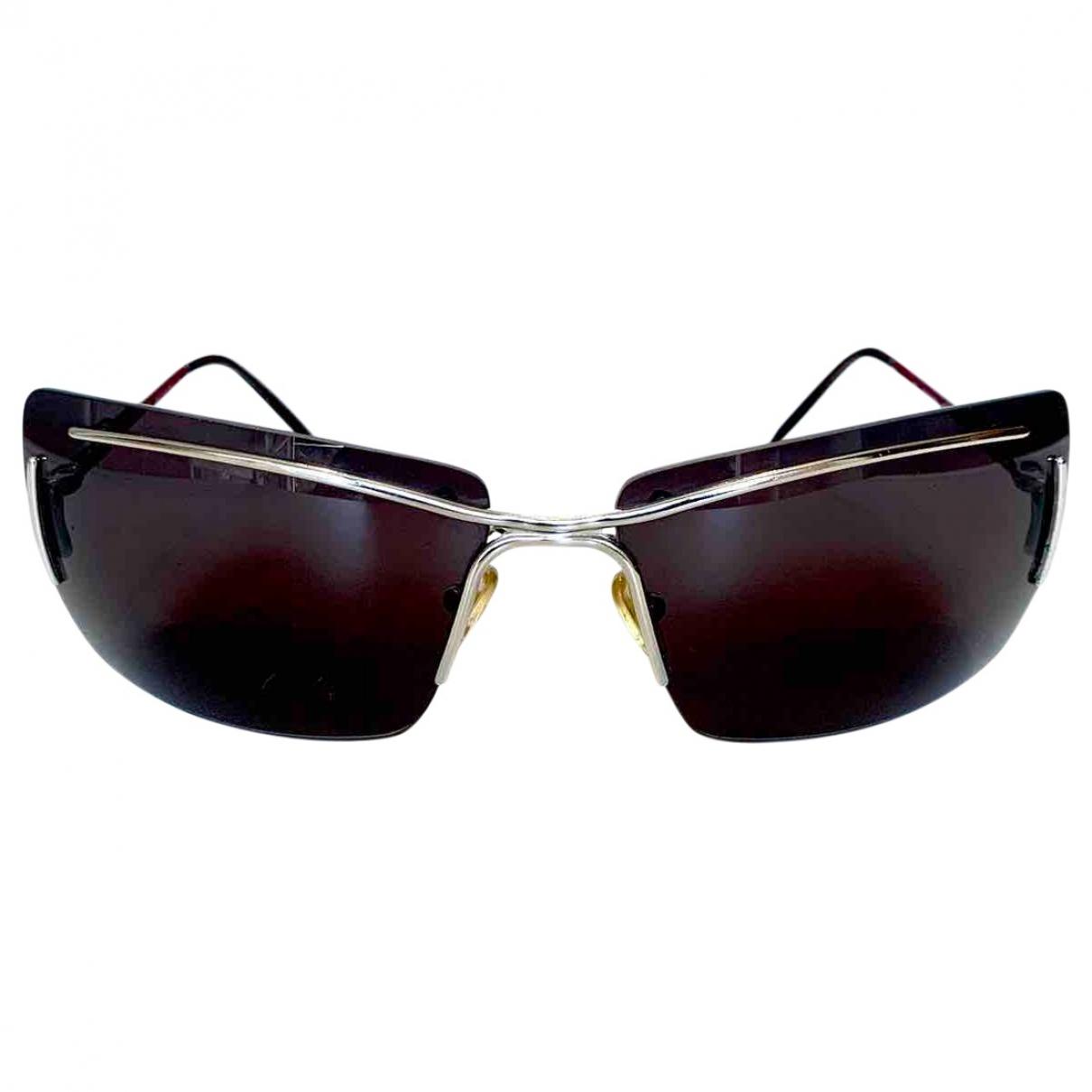 Valentino Garavani \N Grey Metal Sunglasses for Women \N