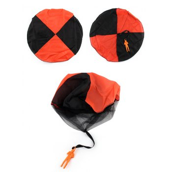 Hand Throwing Soldier Parachute Toy for Kids