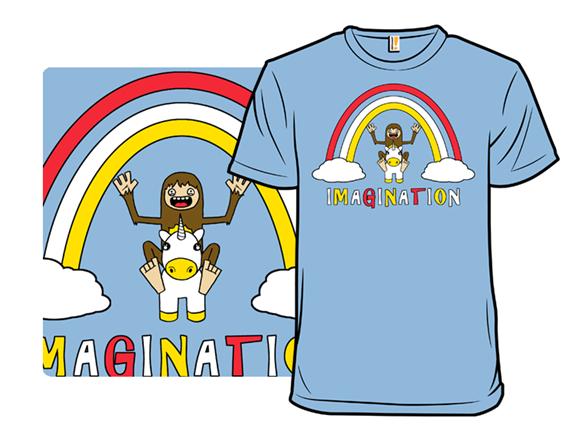 Imagination T Shirt