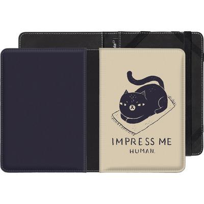 Kobo eReader Touch eBook Reader Huelle - Impress Me Human von Louis Ros