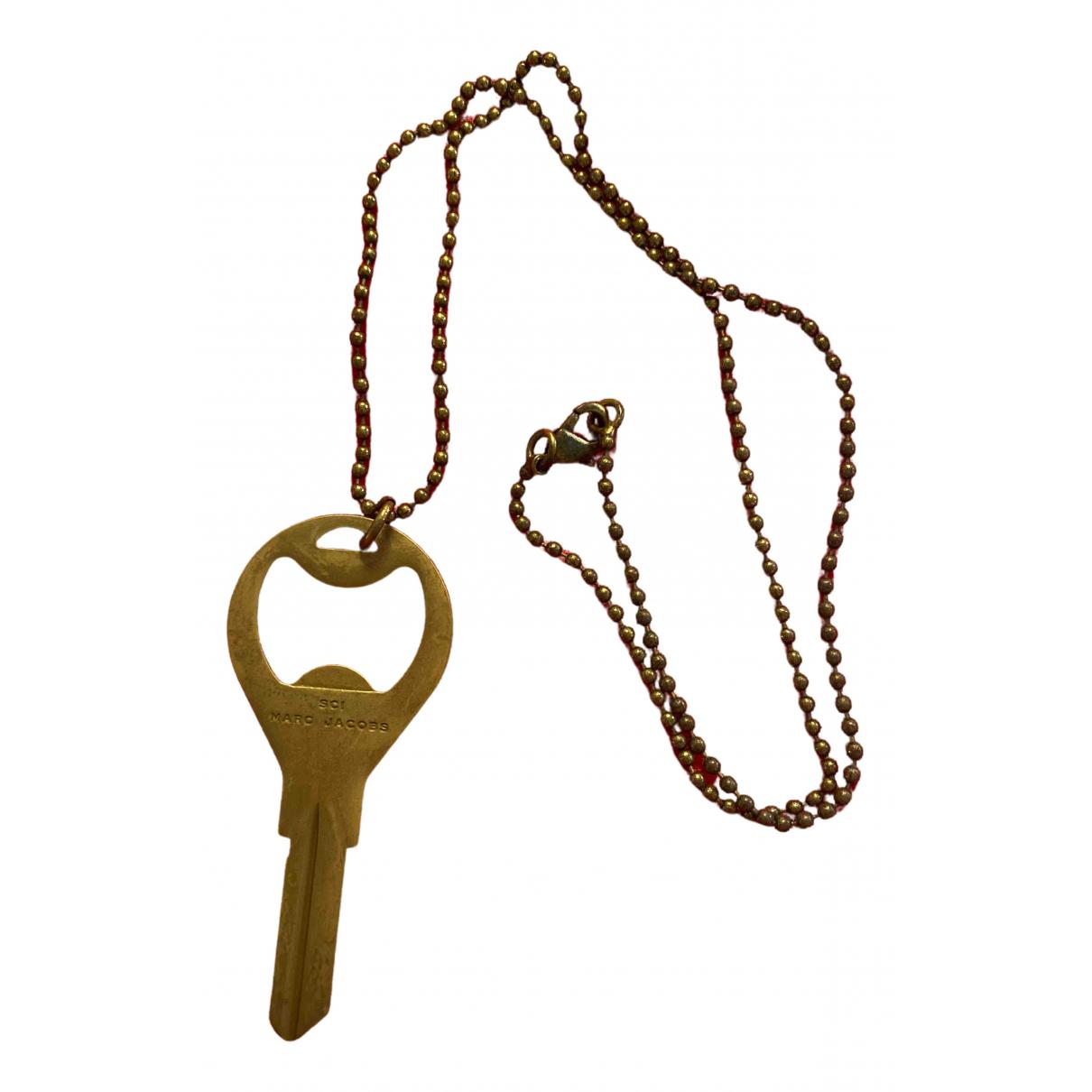Marc Jacobs \N Gold Metal Jewellery for Men \N