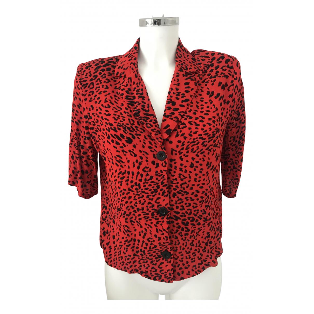 Gestuz \N Red jacket for Women S International