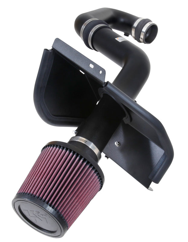 K&N 69-8008TTK Performance Air Intake System Subaru 2.0L 4-Cyl