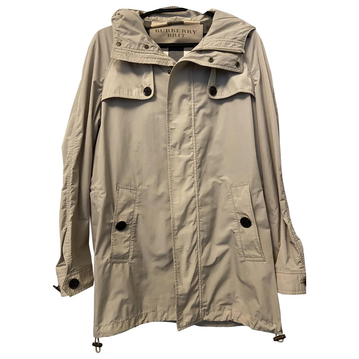 Burberry \N Beige coat  for Men S International