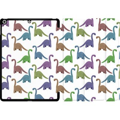 Apple iPad 9.7 (2017) Tablet Smart Case - Cute Dinosaurs von Becky Starsmore