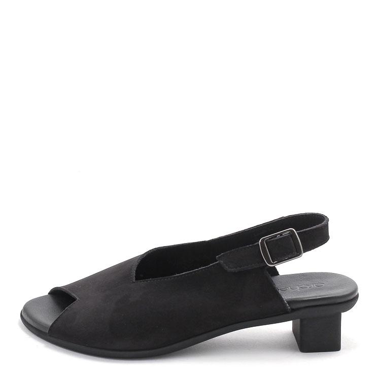 Arche, Obicko Damen Sandale, schwarz Grosse 39