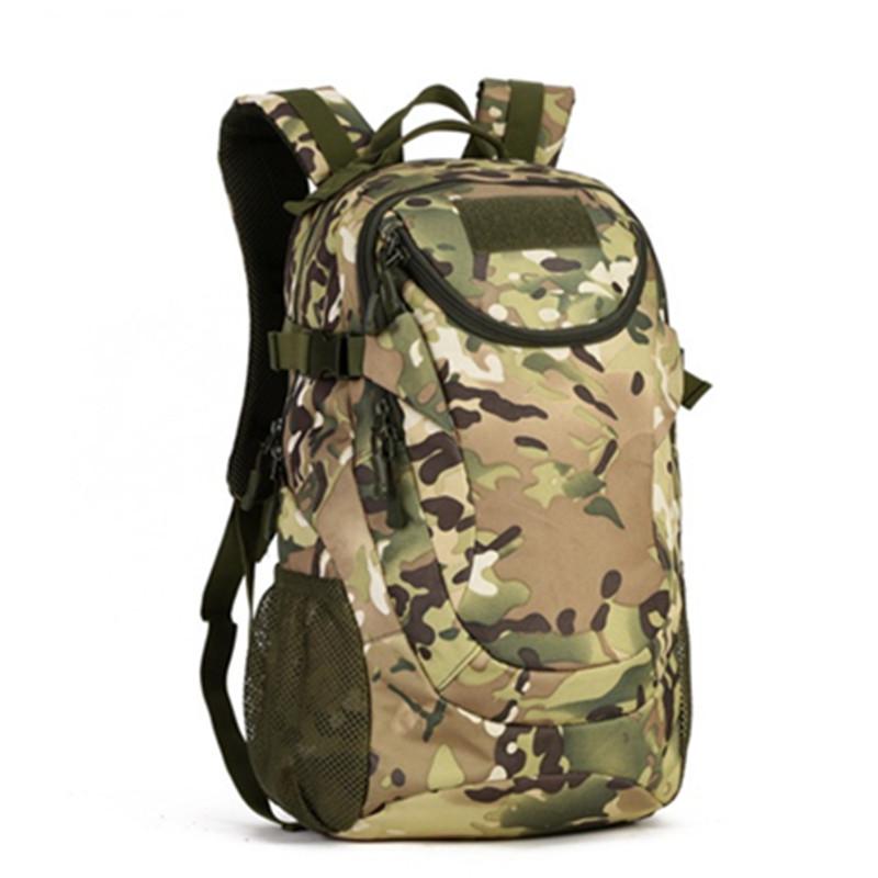 25L Waterproof Mesh Belt Breathable Travel Climbing Hiking Outdoor Men' s Backpack