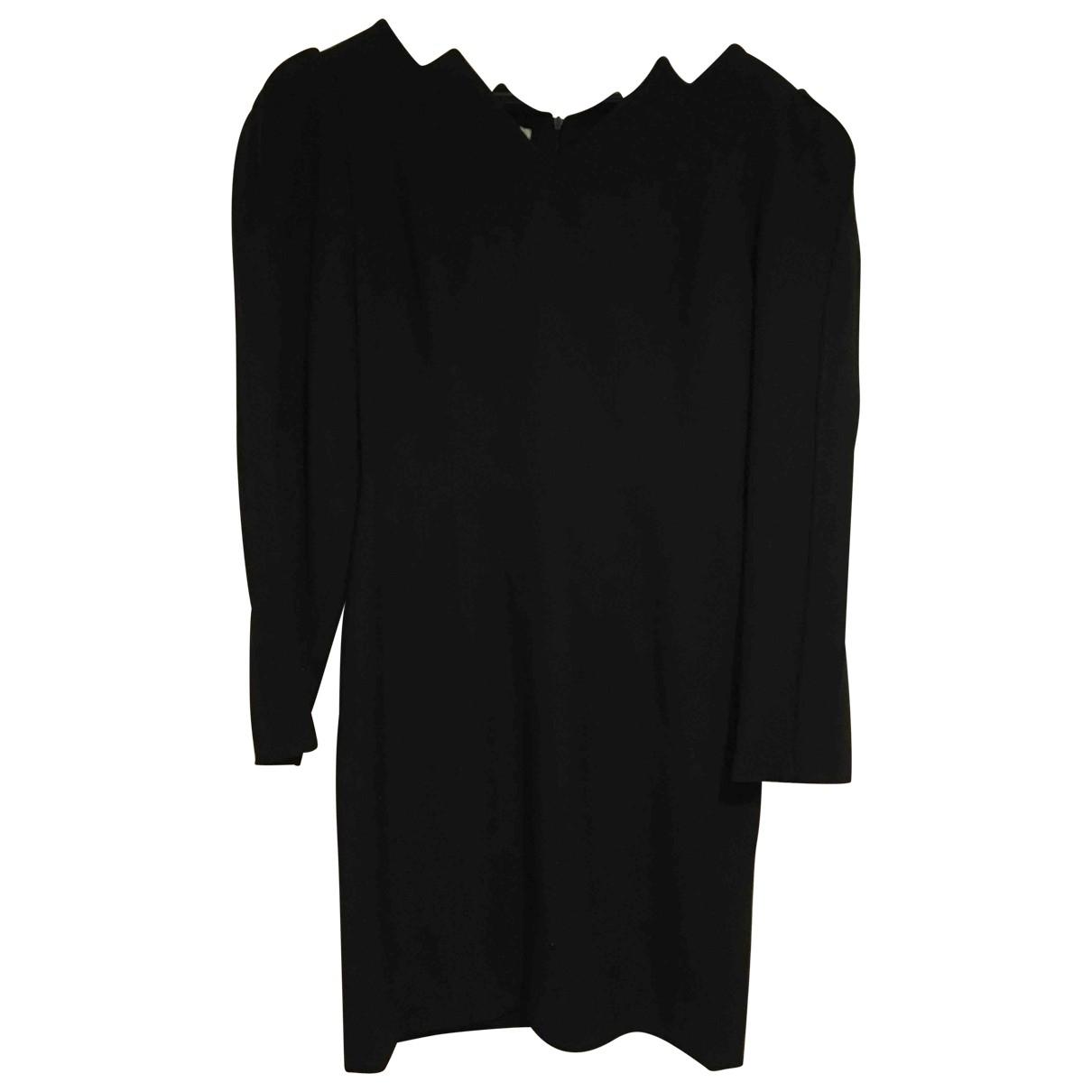 Emmanuelle Khanh \N Kleid in  Grau Wolle