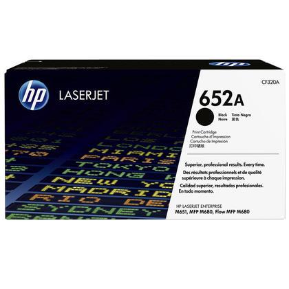 HP 652A CF320A cartouche de toner originale noire