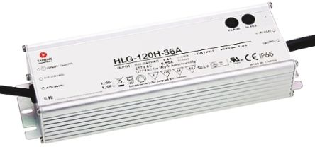 Mean Well Constant Voltage LED Driver 122.4W 36V