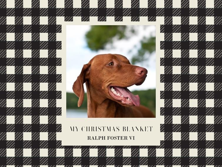 Pets Fleece Blanket, 60x80, Gift -Plaid Pet