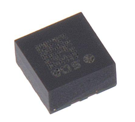 STMicroelectronics LIS2DH12TR , 3-Axis Accelerometer, I2C, SPI, 12-Pin LGA (10)