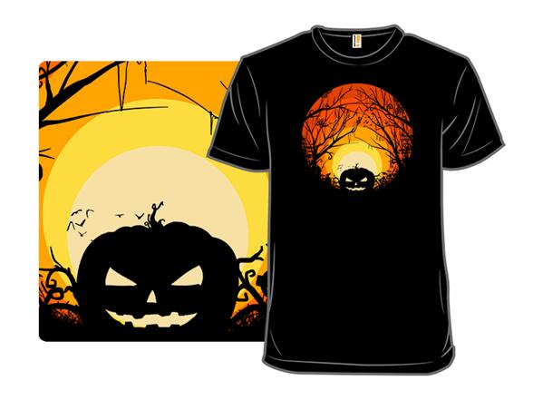 The Pumpkin T Shirt