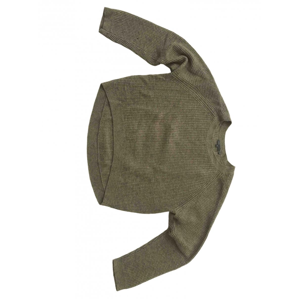 Vince \N Beige Wool Knitwear for Women M International