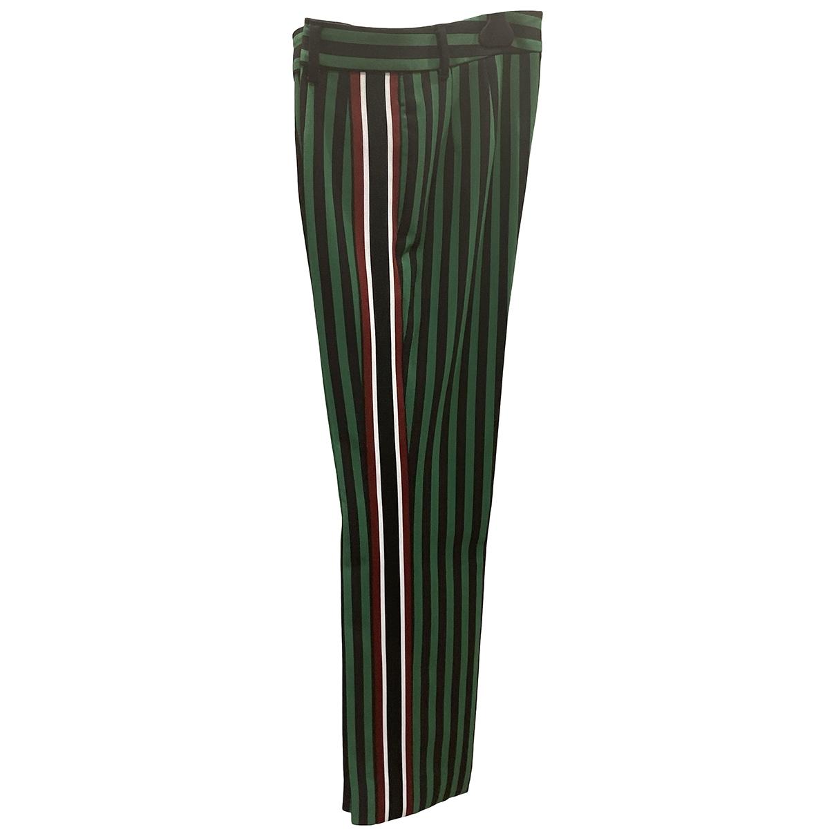Dolce & Gabbana - Pantalon   pour femme - multicolore