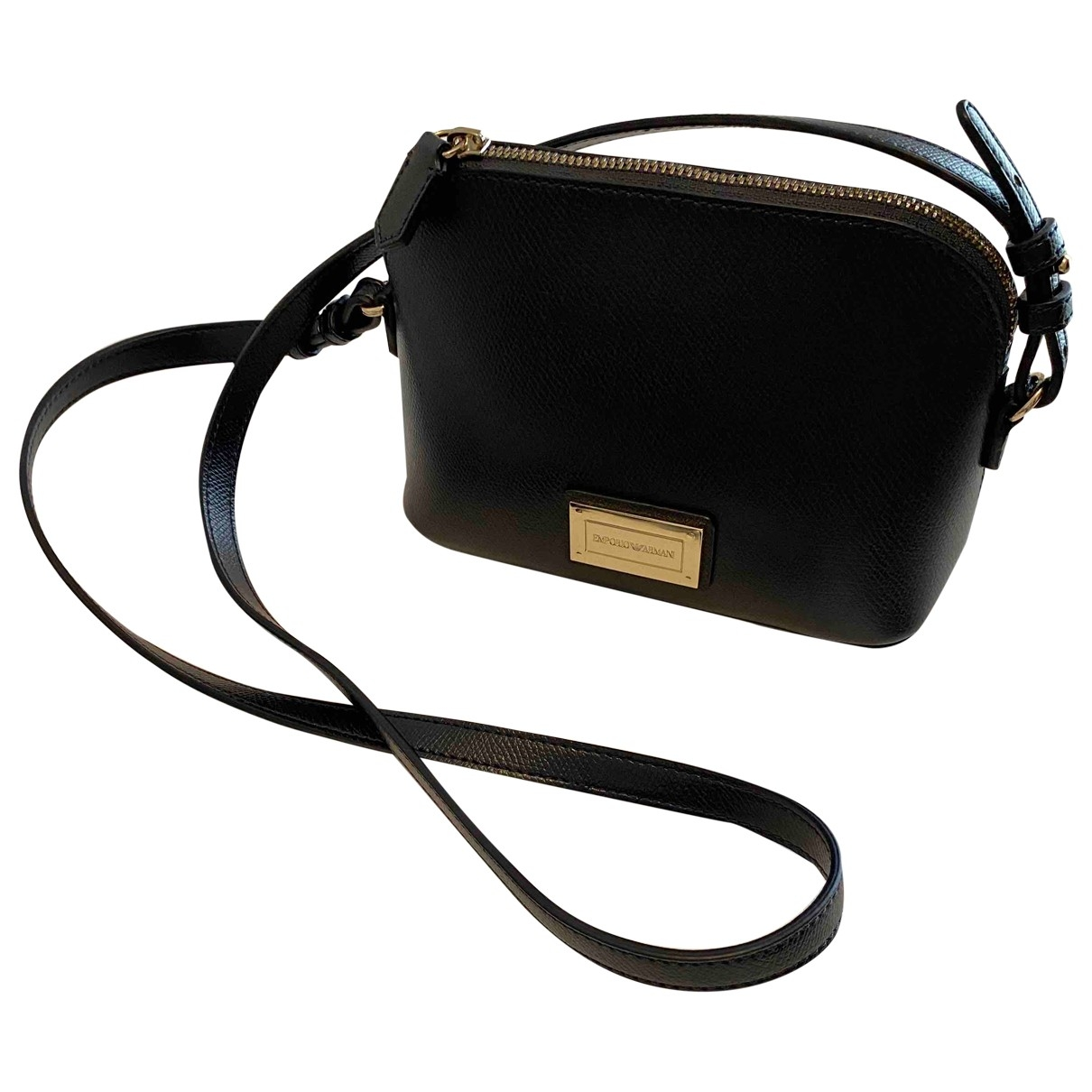 Emporio Armani \N Blue handbag for Women \N