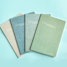 1pc Random Color Notebook