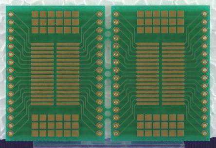 Sunhayato SSP-123, 64 Way Double Sided DC Converter Board Converter Board FR4 64.23 x 43.18 x 1mm
