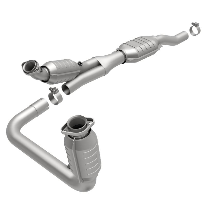 MagnaFlow 23959 Exhaust Products Direct-Fit Catalytic Converter
