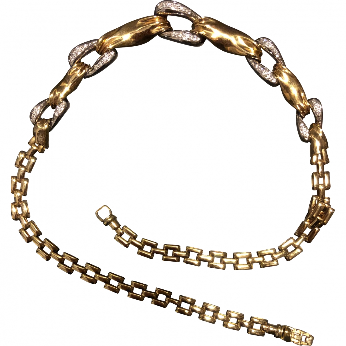 Damiani \N Kette in  Gold Gelbgold