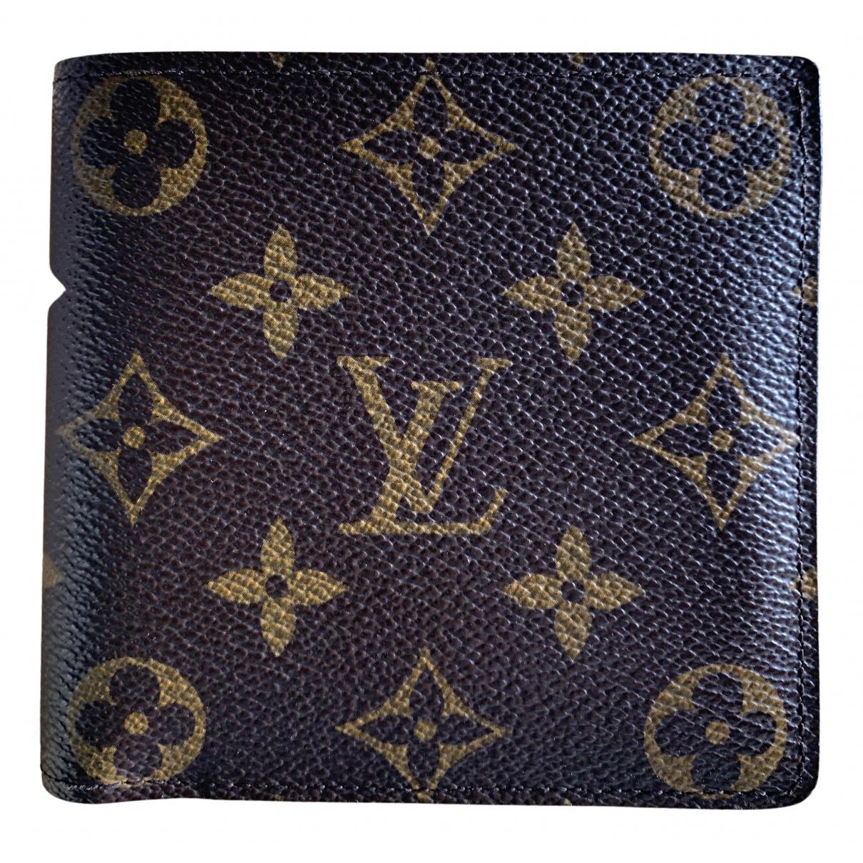 Marroquineria Marco de Lona Louis Vuitton