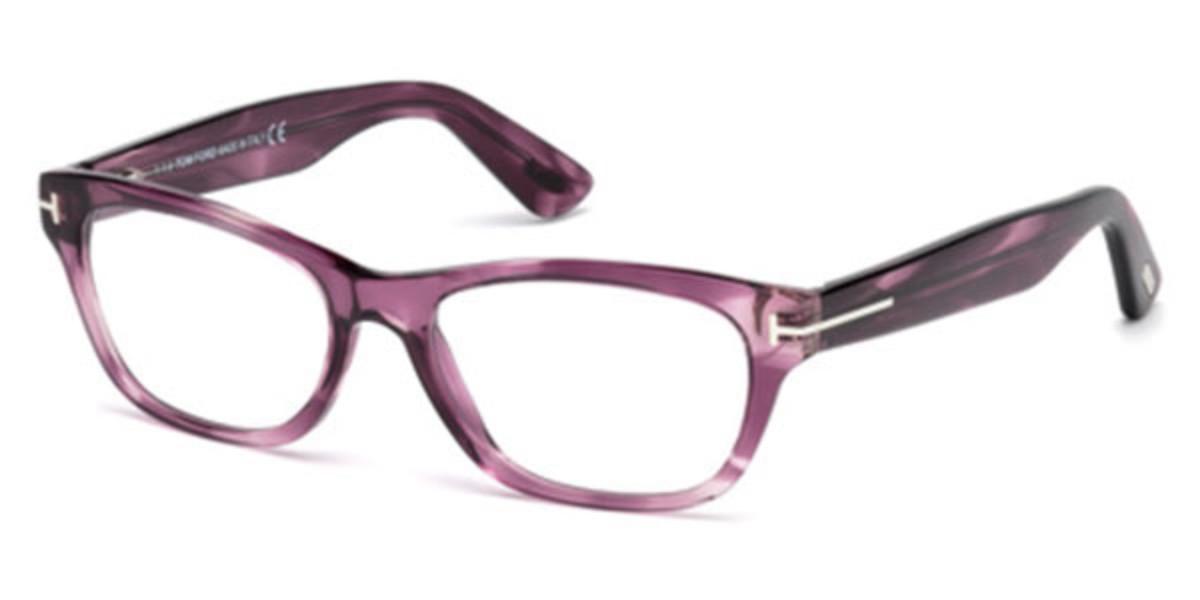 Tom Ford FT5425 081 Women's Glasses Clear Size 53 - Free Lenses - HSA/FSA Insurance - Blue Light Block Available