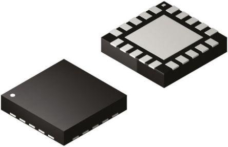 Microchip MCP23008-E/ML, 8-Channel I/O Expander 1.7MHz, I2C, 20-Pin QFN (5)