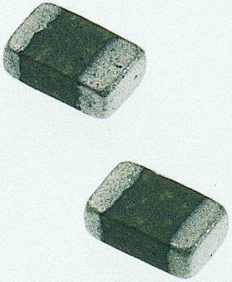 EPCOS B57374V2104F060 Thermistor, 0603 (1608M) 100kΩ, 1.6 x 0.8 x 0.9mm (5)