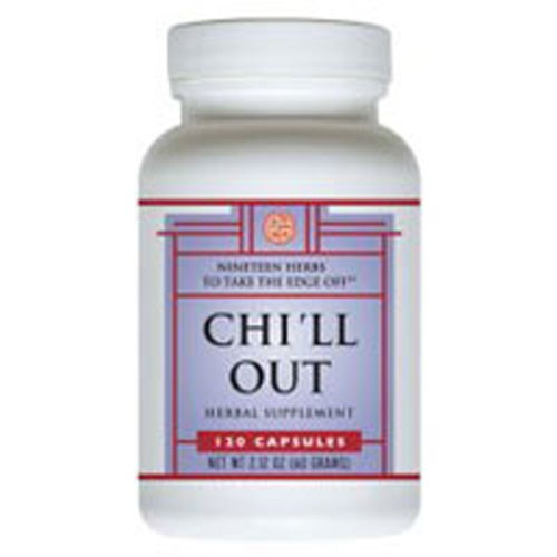 Chill Out 120 caps by OHCO (Oriental Herb Company)