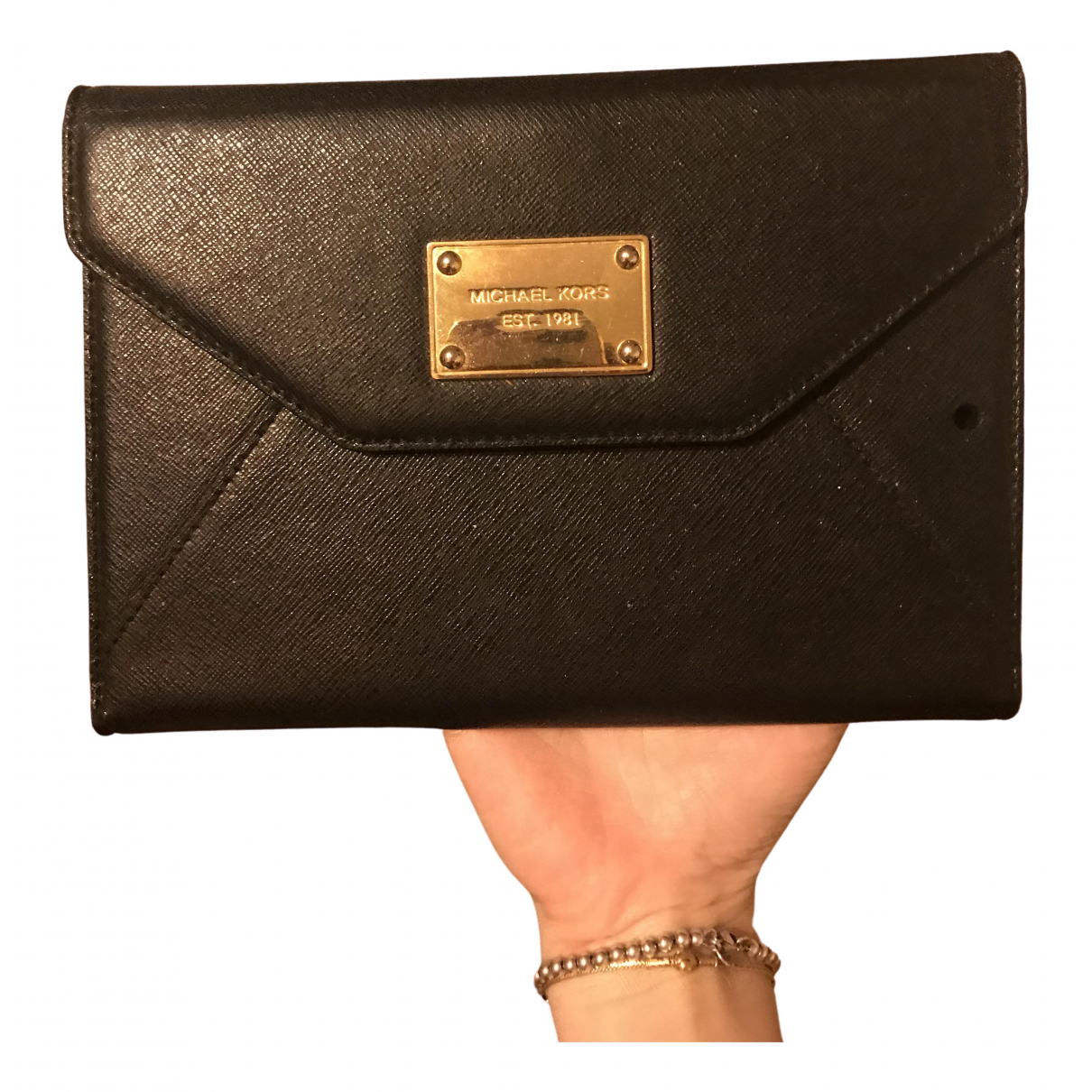Michael Kors \N Black Leather Accessories for Life & Living \N