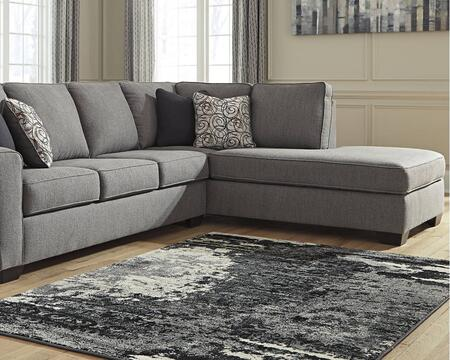Roskos Collection R402701 Large Rug in